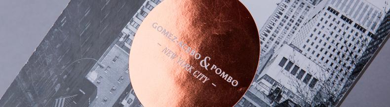 Aterrizamos en Nueva York con Gomez-Acebo & Pombo