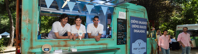 MadrEAT Market. El primer mercado de Streetfood de Madrid
