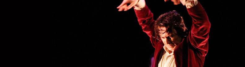 El Mejor Tablao Flamenco del Mundo Será El Escenario de CRUCE DE CAMINOS