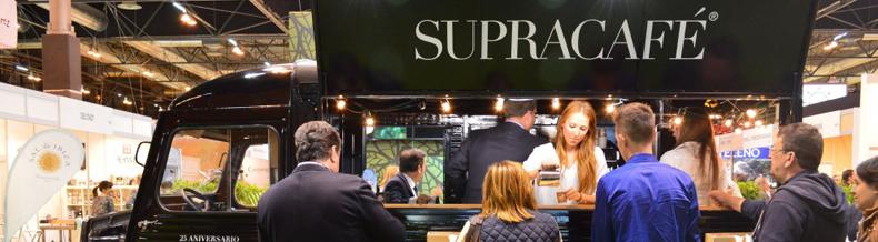 Supracafé celebra su 25 años y presenta su nueva imagen