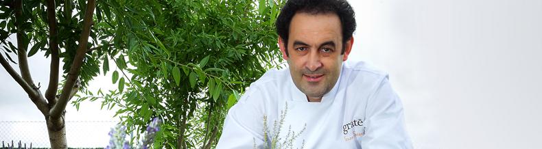 Fernando Sáenz,  el heladero de los grandes chefs