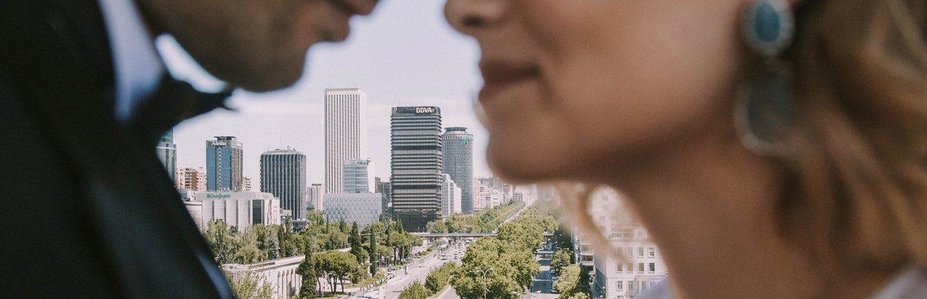 Por primera vez, la suite presidencial de Hesperia Madrid abre sus puertas y su terraza para bodas y eventos especiales