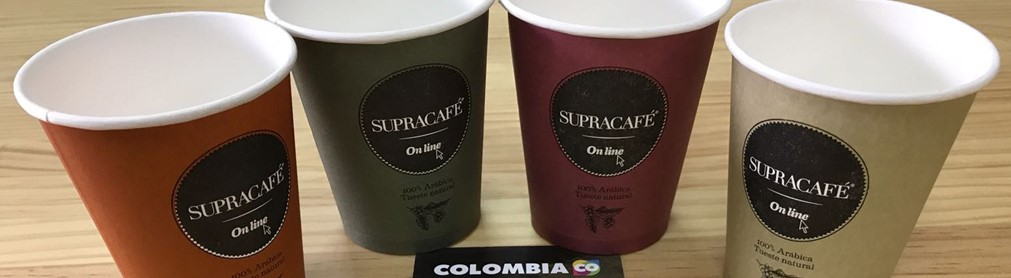 VASOS COMPOSTABLES DE SUPRACAFÉ:  EL TAKE AWAY MÁS SOSTENIBLE