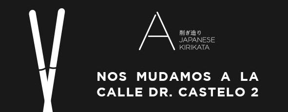 KIRIKATA, NUEVA APERTURA Y AMPLIACIÓN DE SU PROPUESTA JAPONESA