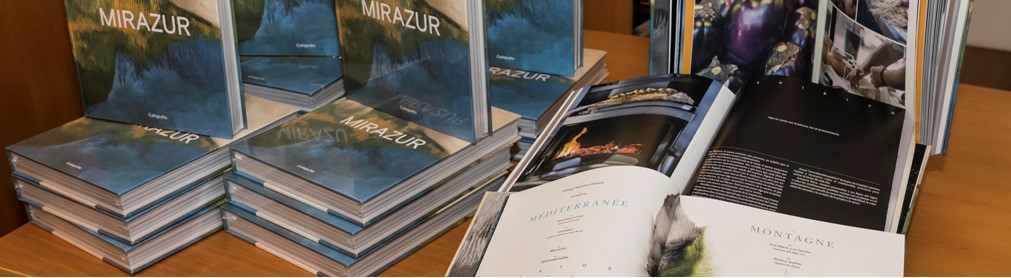 CHEF MAURO COLAGRECO (2 Michelin stars and the new number 3 in The World's 50 Best Restaurants) PRESENTS 'MIRAZUR', HIS FIRST BOOK