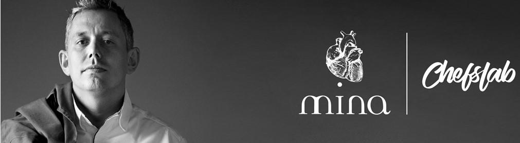 Álvaro Garrido del restaurante Mina (1*Michelin) cocina en Madrid en una cena única el 26 de noviembre