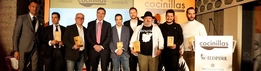NH COLLECTION EUROBUILDING ACOGE LOS I PREMIOS COCINILLAS EL ESPAÑOL