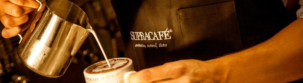 SUPRACAFÉ:  MÁS ALLÁ DEL CAFÉ CON HIELO