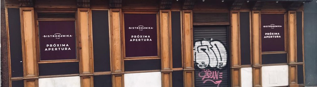 BISTRONÓMIKA SE TRASLADARÁ EN PRIMAVERA  AL BARRIO DE RETIRO DE MADRID