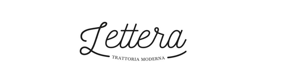 LETTERA TRATTORIA MODERNA, COCINA ITALIANA TRADICIONAL DE NUEVA GENERACIÓN