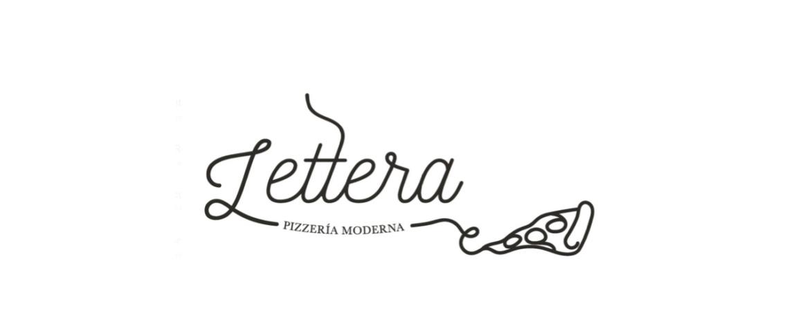 Llega Lettera Pizzería Moderna para delivery